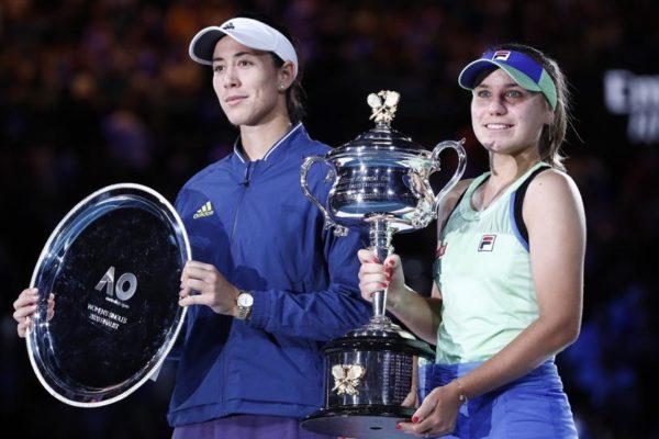 Abierto de Australia: Kenin deja sin su tercer Grand Slam a Garbiñe Muguruza