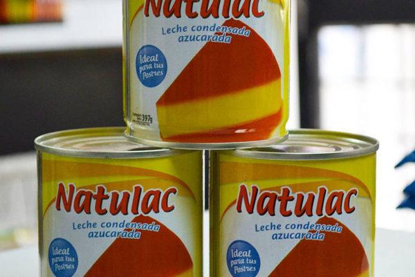Natulac exporta leche condensada a Chile y va a entrar en Estados Unidos