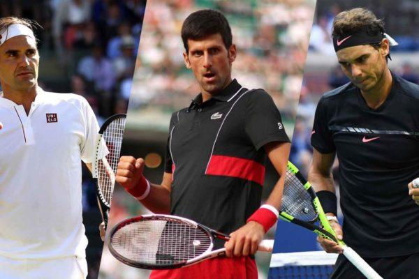 Lacoste, Uniqlo y Nike, las marcas que «se rifan» el prestigioso podio de la ATP