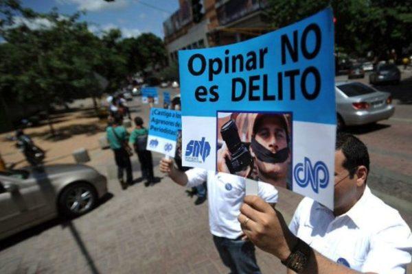SNTP exige liberación de periodista preso por dar datos no oficiales sobre casos #COVID19