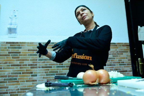 Restaurante de Madrid reivindica la migración con cocina de chef venezolana
