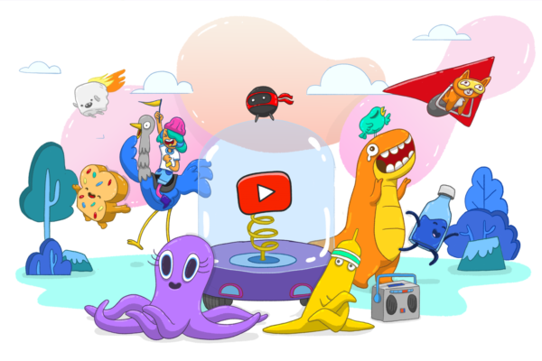 Google lanza en Centroamérica y Rep. Dominicana su plataforma para niños YouTube Kids
