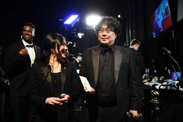Surcoreana «Parásitos» pasa a la historia como la primera Mejor Película no hablada en inglés