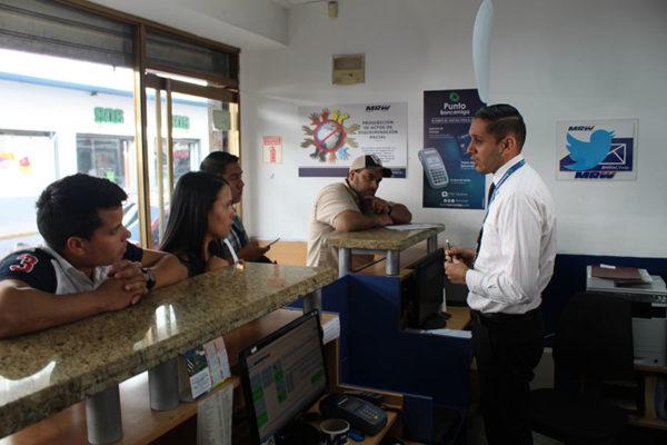 Bancamiga y MRW fortalecen su alianza en San Cristóbal y Maracaibo