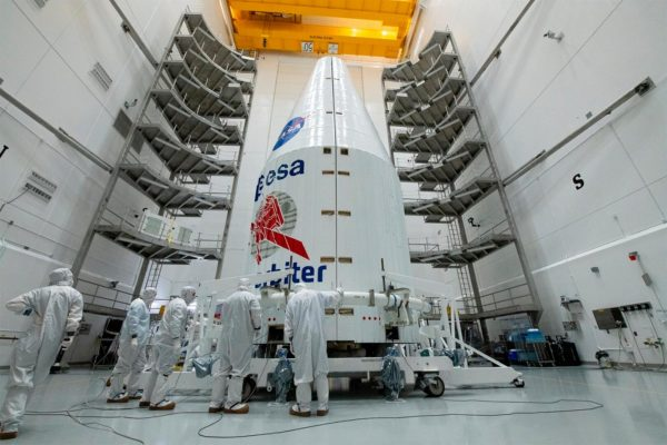 La misión Solar Orbiter lanzada para desvelar los secretos del Sol