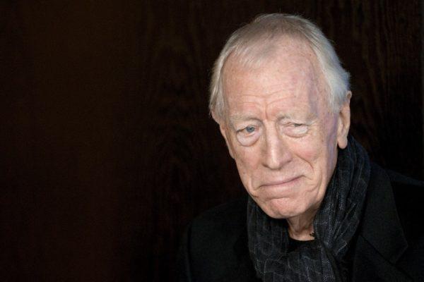 Fallece el actor franco-sueco Max von Sydow a los 90 años