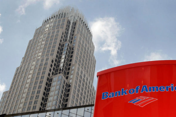 Beneficios de Bank of America caen un 16% y Goldman Sachs duplica ganancias