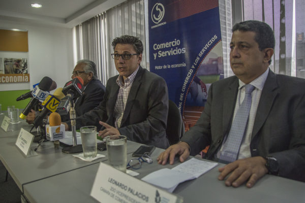 Consecomercio entregó a la AN propuesta para la implementación de la factura digital