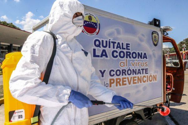 Se acelera ritmo de contagio del covid-19 y Caracas se consolida como epicentro