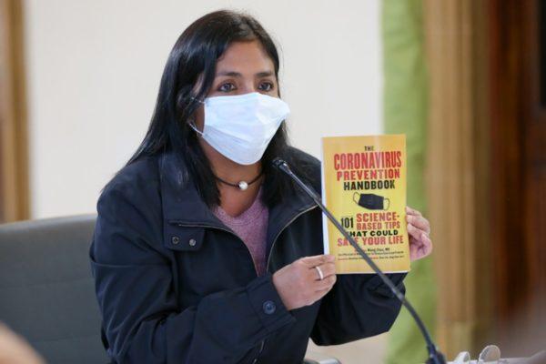 Delcy Rodríguez confirmó por Twitter 4 casos nuevos de #Covid19: van 361 contagios