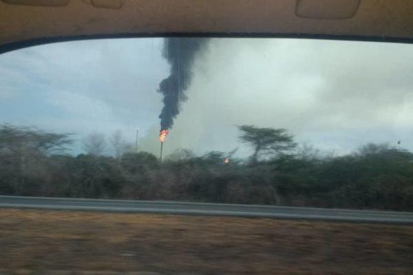 Reportan fuga de azufre en Complejo Petroquímico José Antonio Anzoátegui