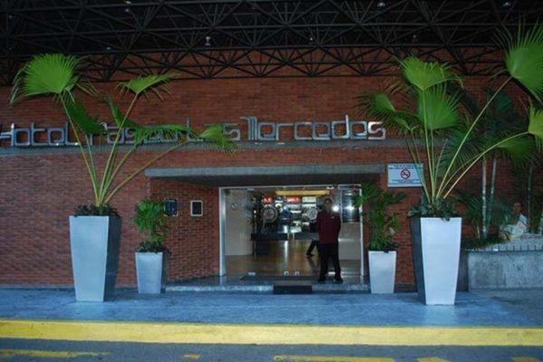 Hotel Paseo Las Mercedes cede espacios para aislamiento preventivo por crisis del #Covid19