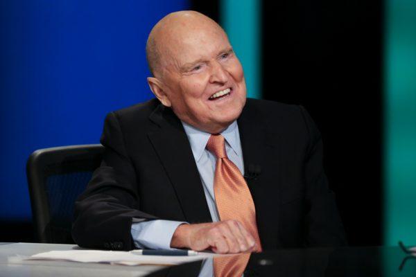 Muere Jack Welch, expresidente de General Electric, a los 84 años