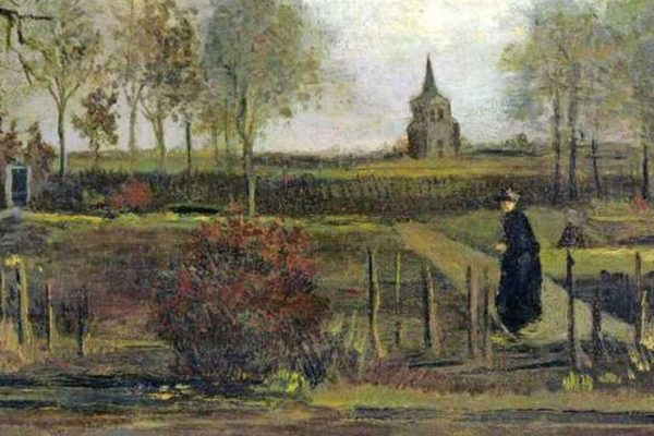 Roban un cuadro de Van Gogh de un museo cerrado por Covid-19