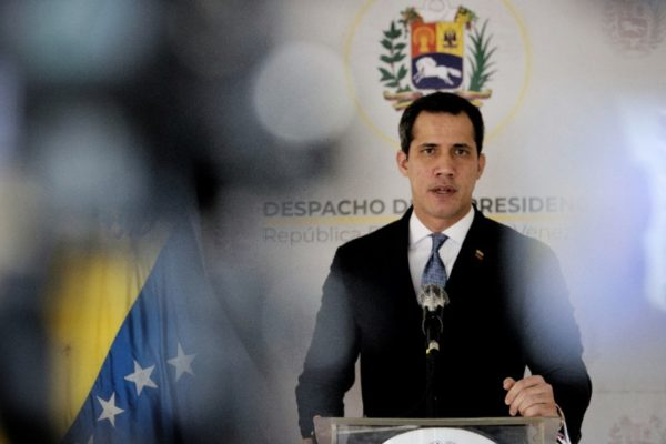 Guaidó promueve un organismo para proteger bienes venezolanos en el exterior