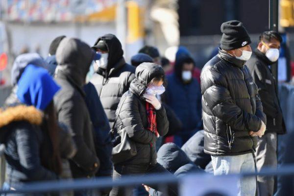 Unos 300.000 trabajadores vuelven a sus puestos en Nueva York en segunda fase