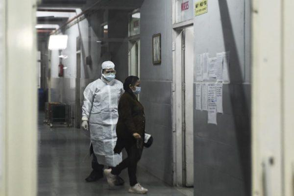 China admite que #Covid19 reveló