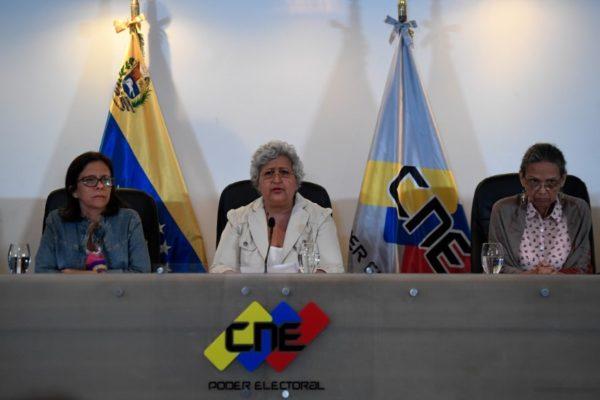 Lucena: incendio dañó pero no destruyó la infraestructura electoral