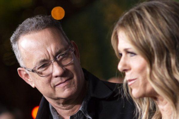 #Covid-19 | Tom Hanks y su esposa están contagiados y la NBA se suspende temporalmente