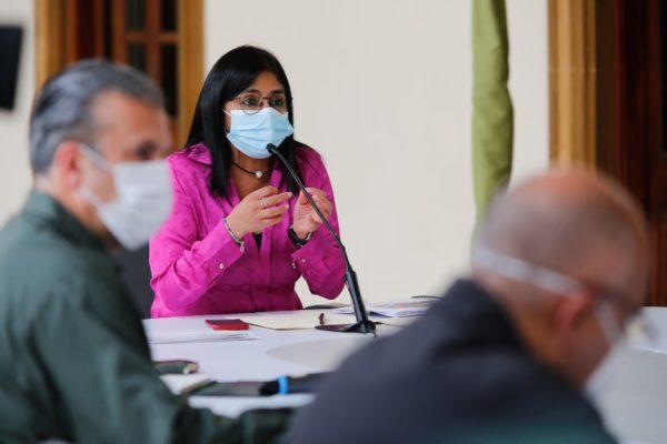 Con dos nuevos contagios ascienden a 381 los casos de Covid-19 en Venezuela