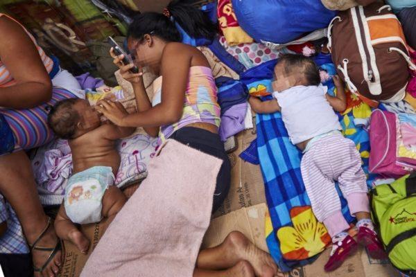 Embarazo en adolescentes venezolanas aumentó 65% entre 2015 y 2019