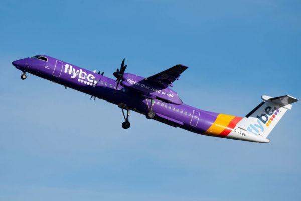El coronavirus asesta el golpe de gracia a aerolínea regional británica