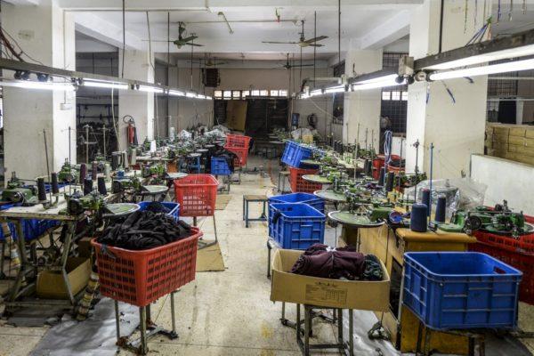 El «apocalipsis» de la industria textil en Bangladés