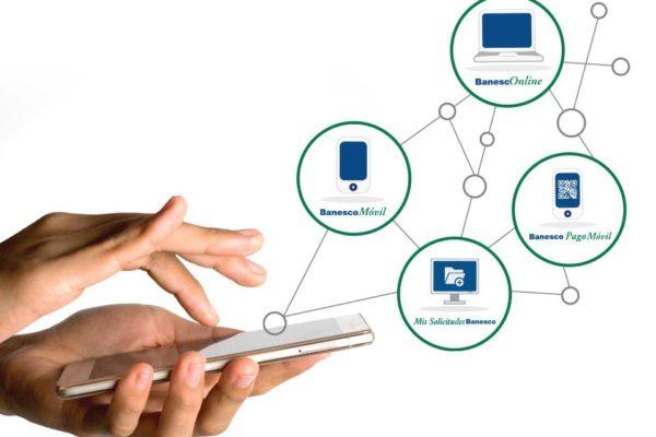 Banesco garantiza pleno funcionamiento de sus canales digitales