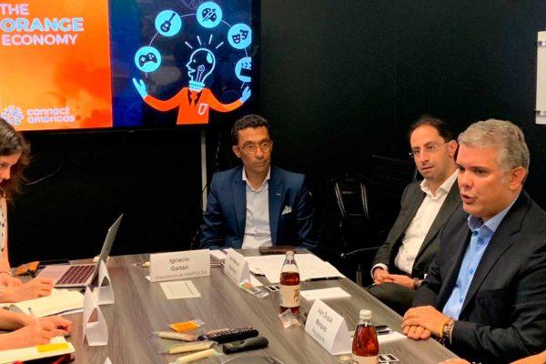 Interactuar, plataforma de servicios que impulsa a microempresas colombianas