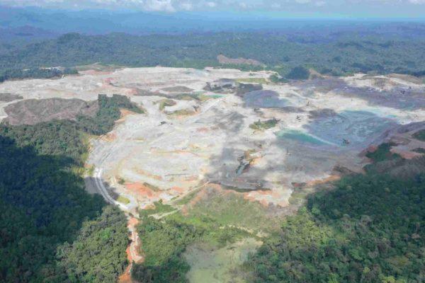 Cierran temporalmente mina de cobre en Panamá por #Covid19