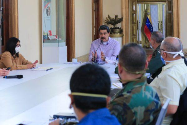 #Covid19 Dos casos nuevos elevan contagios confirmados a 325 y Maduro anuncia más ayuda extranjera