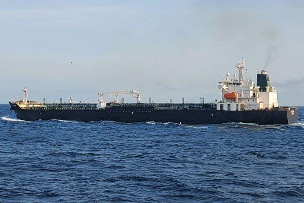 Fanb escolta segundo buque iraní «Forest» que ingresó en aguas venezolanas