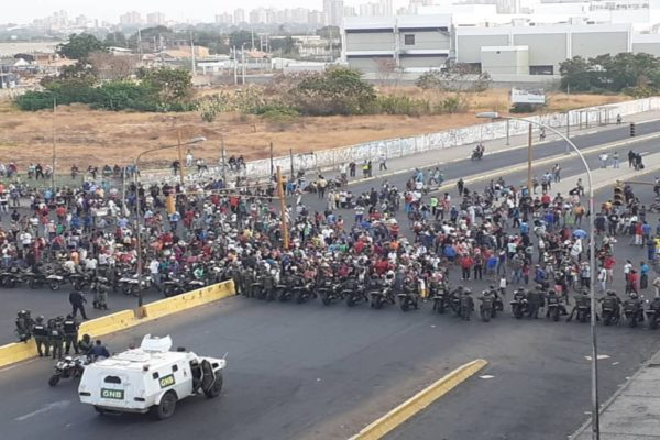 Cierran mercado «Las Pulgas» de Maracaibo y anuncian plan de reestructuración