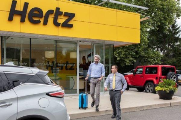 Hertz se declara en bancarrota