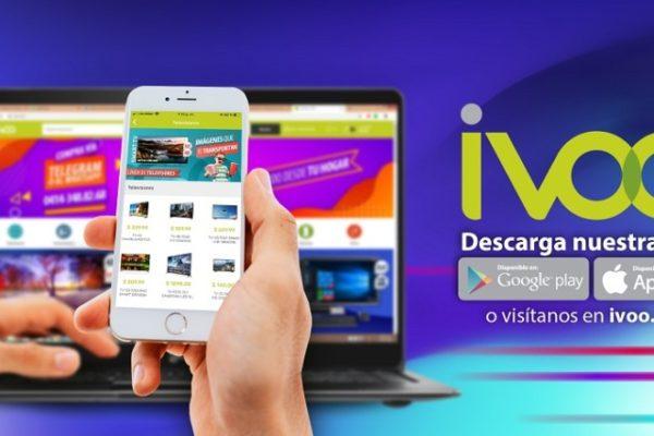 IVOO lanza nueva página web y aplicación de compras online