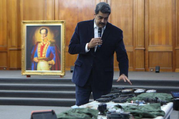 Maduro acusa a seguridad de Donald Trump y la DEA por incursión armada en La Guaira
