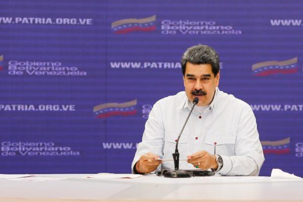 Maduro: se cortó comunicación con EEUU porque funcionarios de Trump no responden mensajes