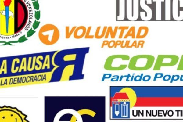 Partidos de oposición rechazan