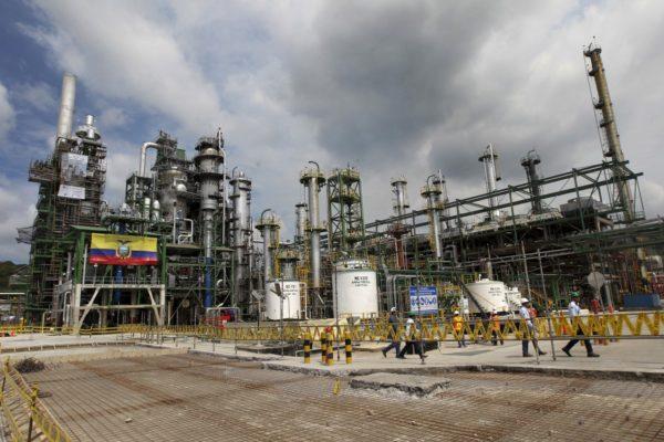 Petroamazonas recupera producción de pozos tras rotura oleoductos en Ecuador