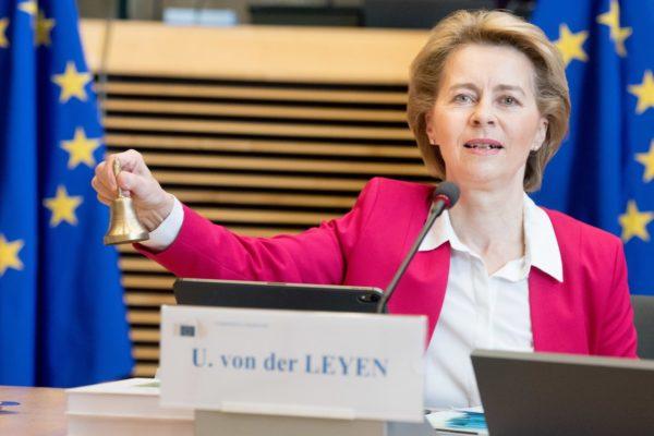 La Unión Europea espera 360 millones de vacunas para el segundo trimestre