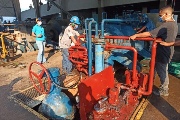 Restablecen progresivamente sistema Tuy II luego de avería que dejó sin agua a Caracas