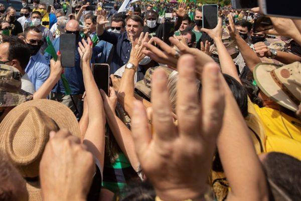 La mayor economía de Suramérica en medio de una encrucijada por la pandemia