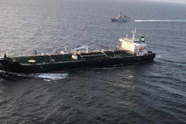 EEUU recaudó más de US$40 millones por el crudo requisado a Irán destinado a Venezuela