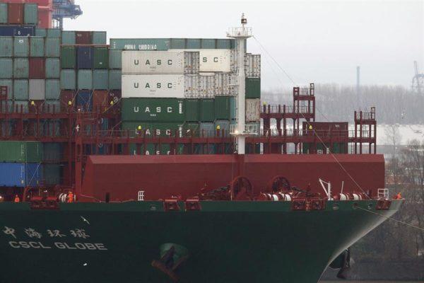 Comercio mundial podría caer un 27% en el segundo trimestre