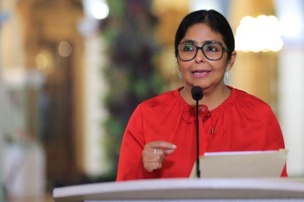 Rodríguez: gobierno de Guyana actúa como agente de Exxon Mobil en disputa por el Esequibo