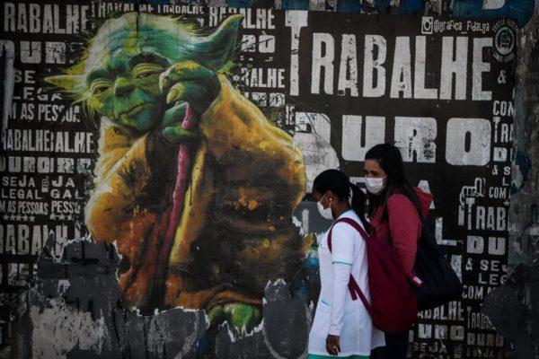 Sao Paulo anuncia reapertura gradual de la economía a partir del 1 de junio