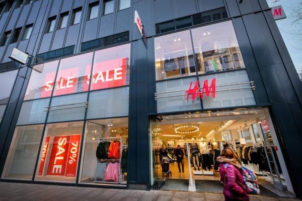 H&M cierra el primer semestre con pérdida de US$327 millones netos por #Covid19