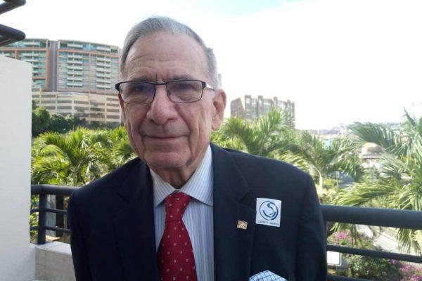 Falleció Aurelio Concheso, dirigente empresarial y activista por la democracia