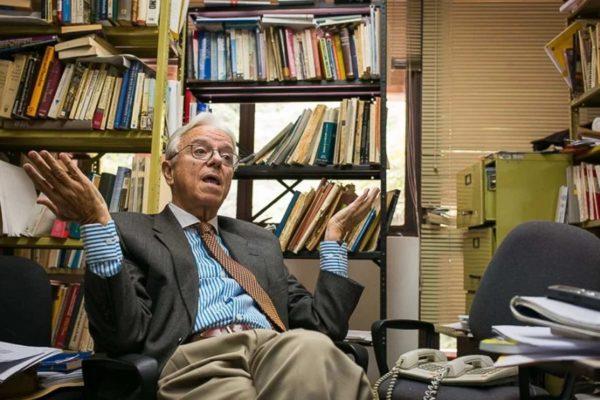 Murió Asdrúbal Baptista y deja un legado invaluable para el conocimiento económico