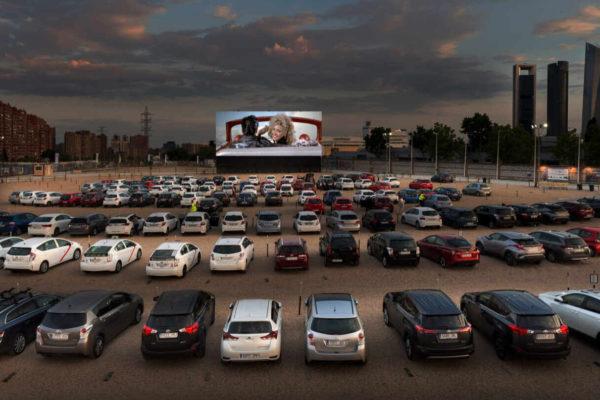 Autocines de Cinex abren sus espacios en Caracas este viernes #3Jul